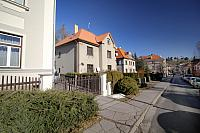 Villa Gallistl is located in a residential area just a 5-minute walk from the historic center of Český Krumlov.